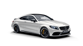 Mercedes-AMG C 63 S 4MATIC купе