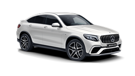 Mercedes-AMG GLC 63 4MATIC купе