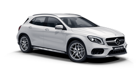 Mercedes-AMG GLA 45 4MATIC внедорожник