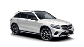 Mercedes-AMG GLC 43 4MATIC внедорожник