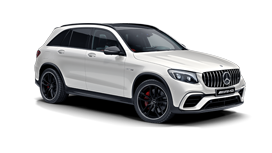 Mercedes-AMG GLC 63 S 4MATIC внедорожник