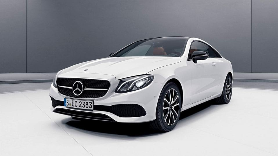 Новий автомобіль Mercedes-Benz E-Class coupe AVANTGARDE