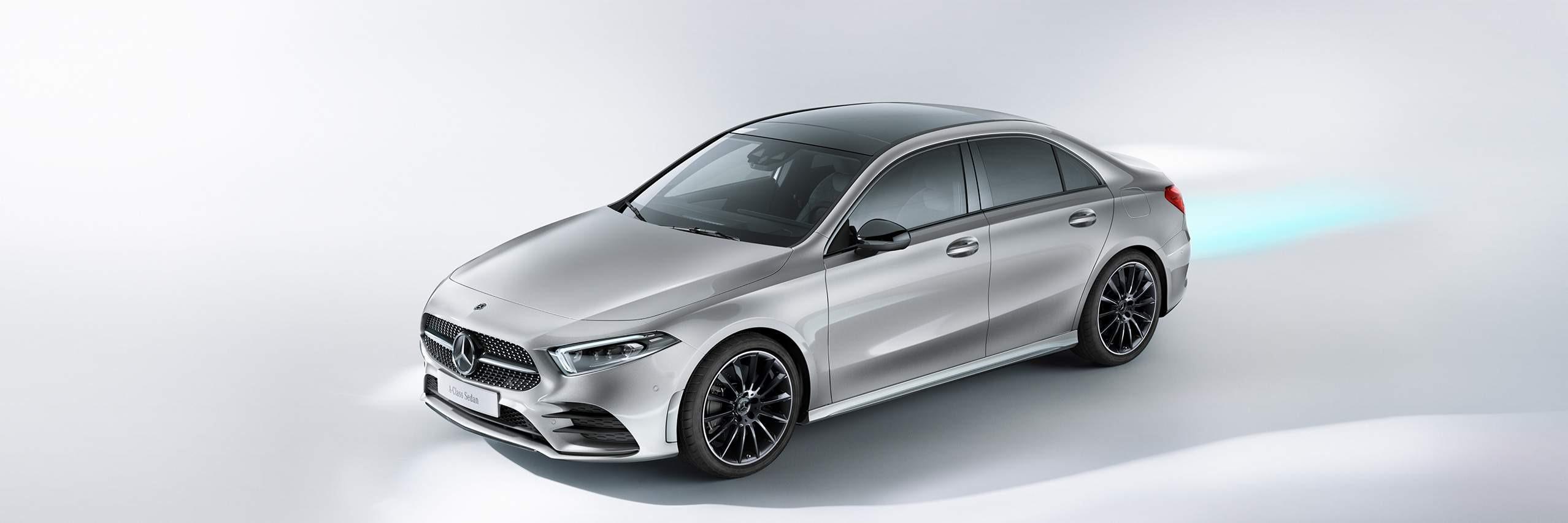 ТехнологииMercedes-Benz A-Class