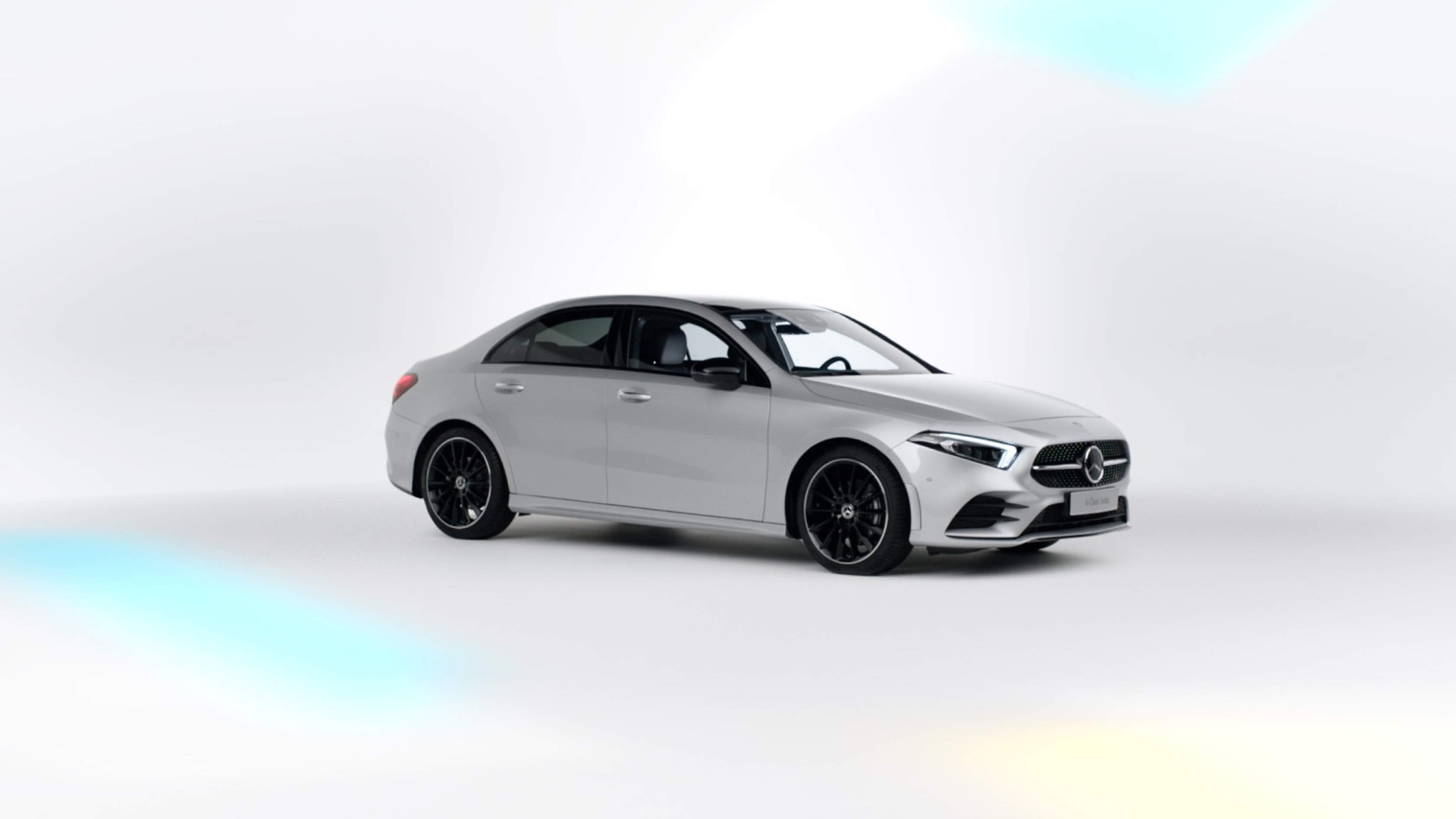 Дизайн автомобіля Mercedes-Benz A-Class Sedan