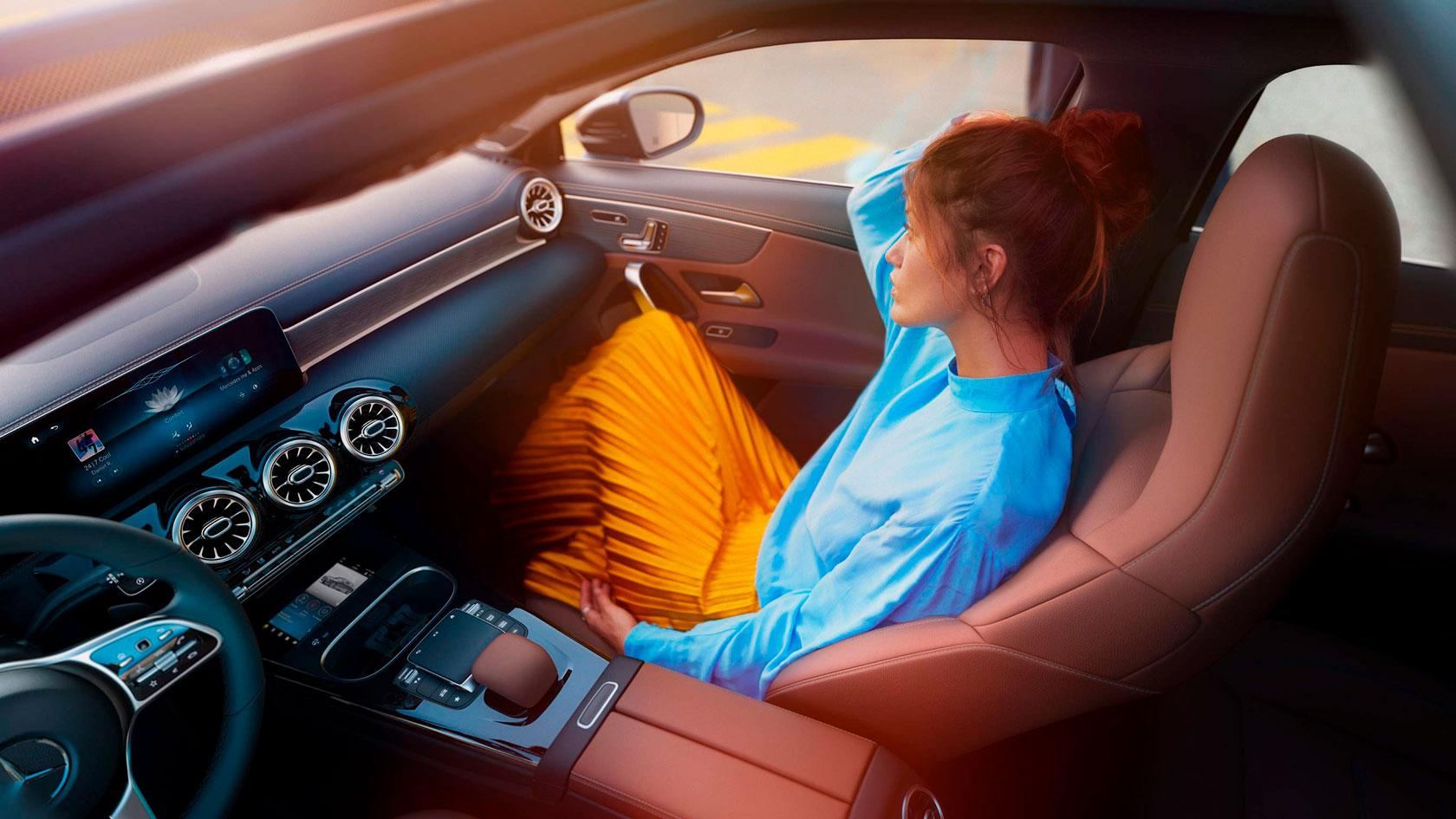 КомфортMercedes-Benz A-Class