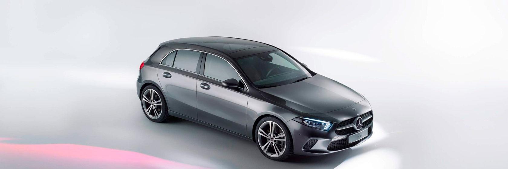 ТехнологииMercedes-Benz A-ClassHetchbek