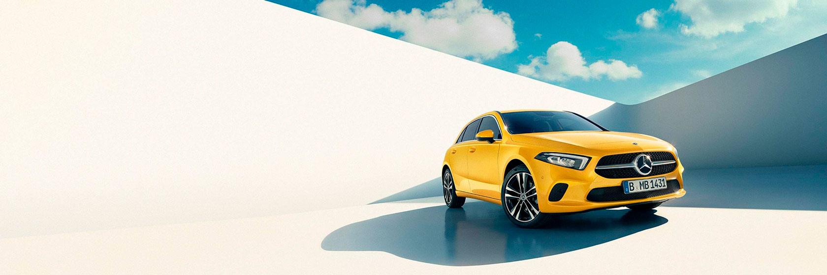 Цена Mercedes–Benz A–Class