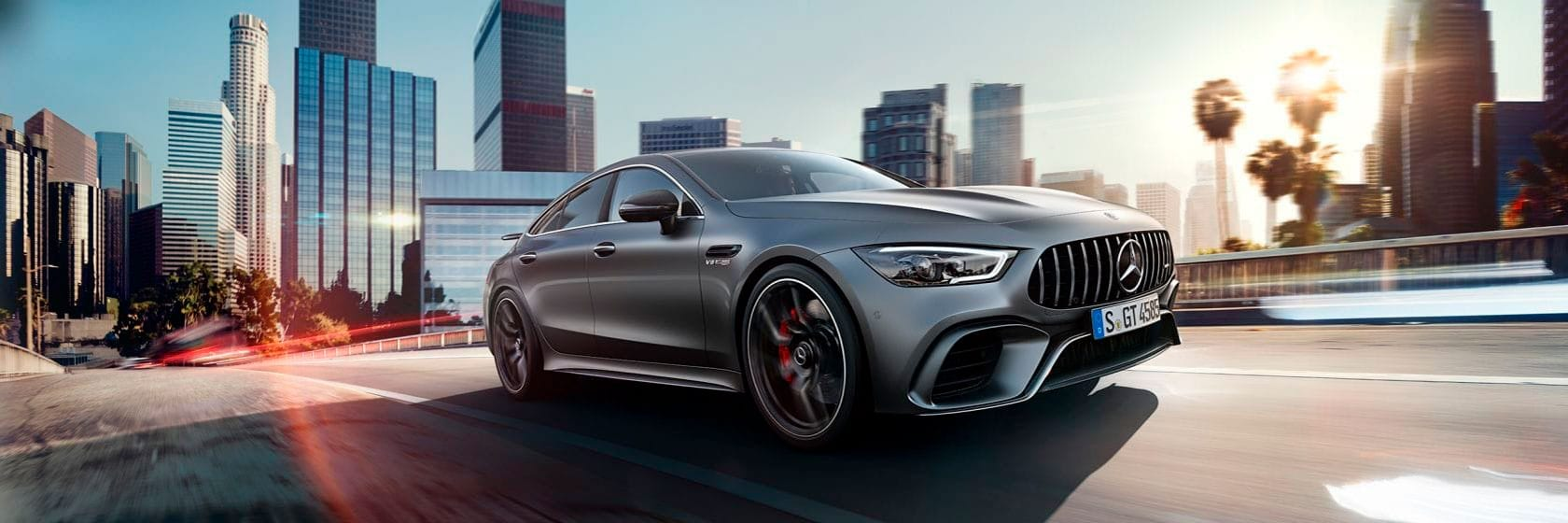 Потужність Mercedes AMG GT 4-door Coupe