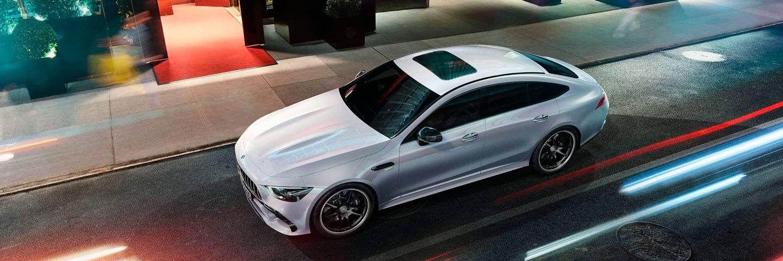 Безопасность Mercedes AMG GT 4-door Coupe