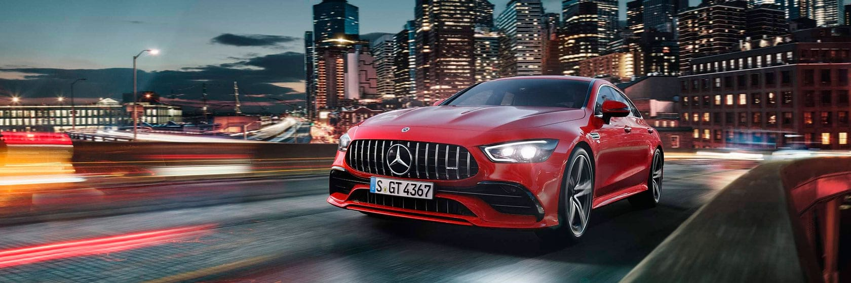Ціна Mercedes–AMG GT 4–door Coupe