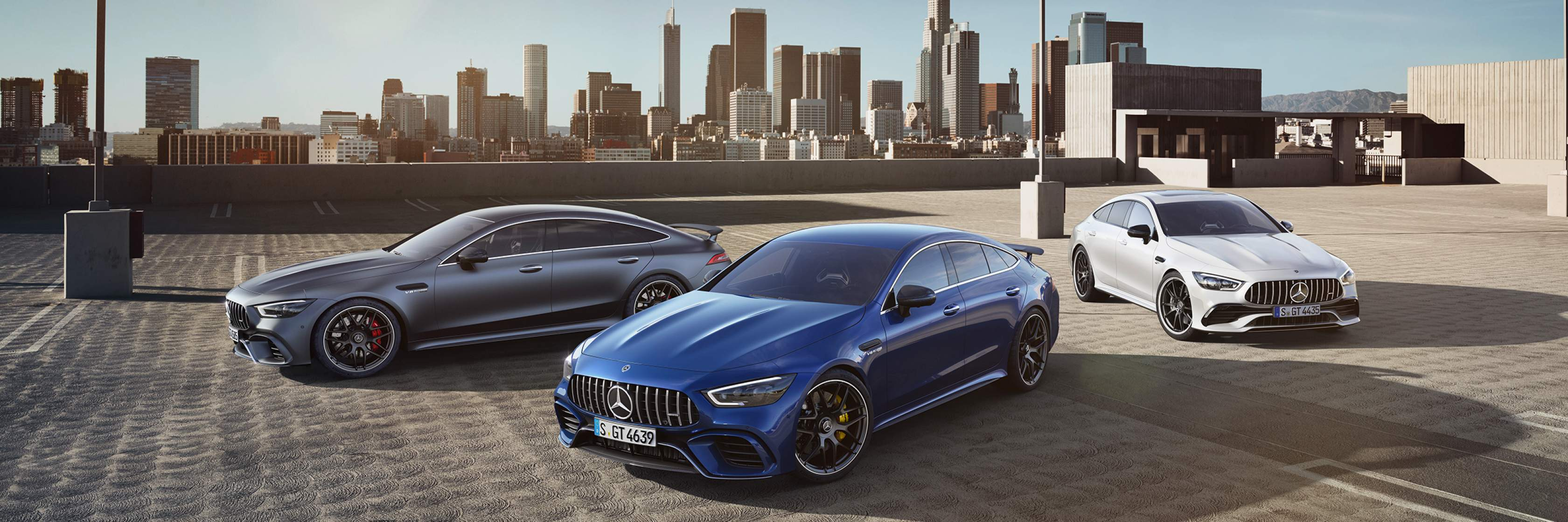 Огляд Mercedes-AMG GT 4-door Coupe