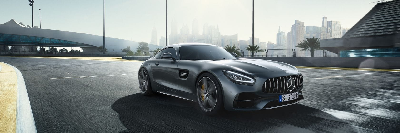 Ціна Mercedes–AMG GT Coupe