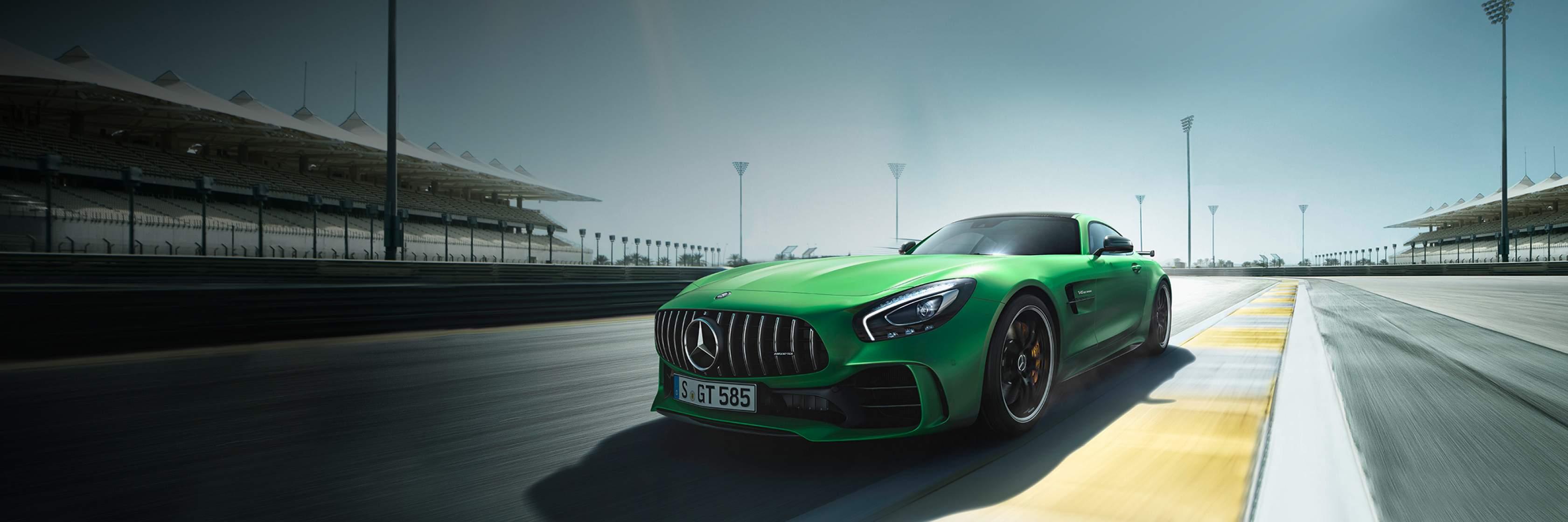 Ціна Mercedes–AMG GT Coupe