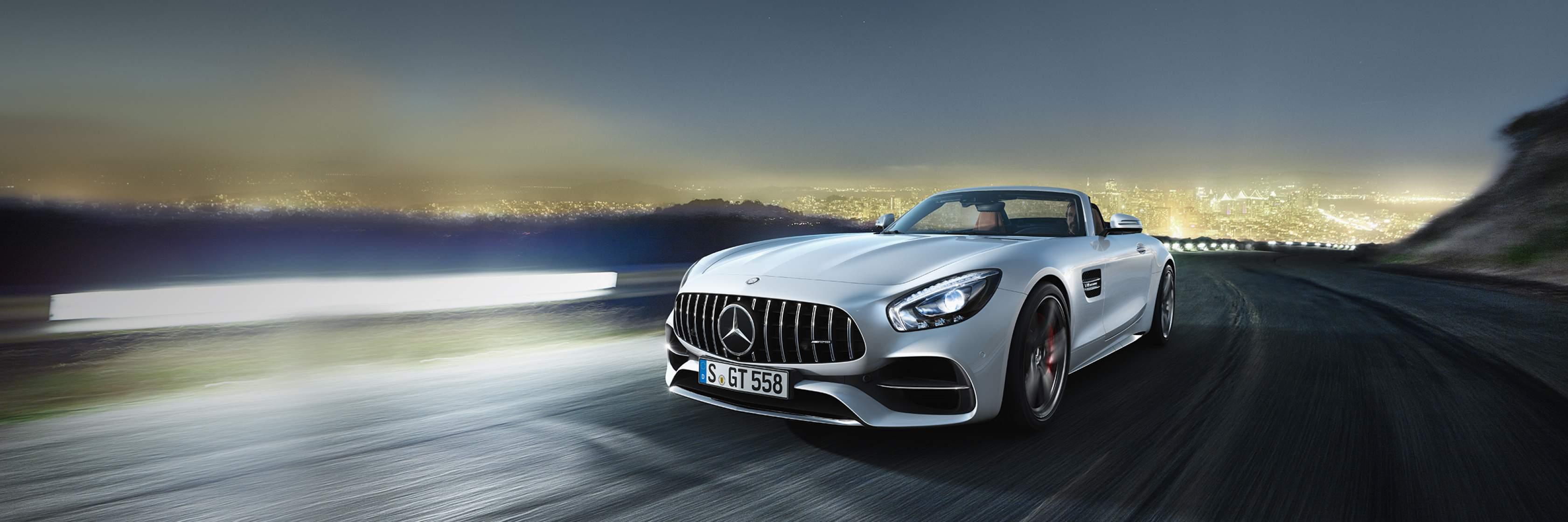 Ціна Mercedes-AMG GT Roadster