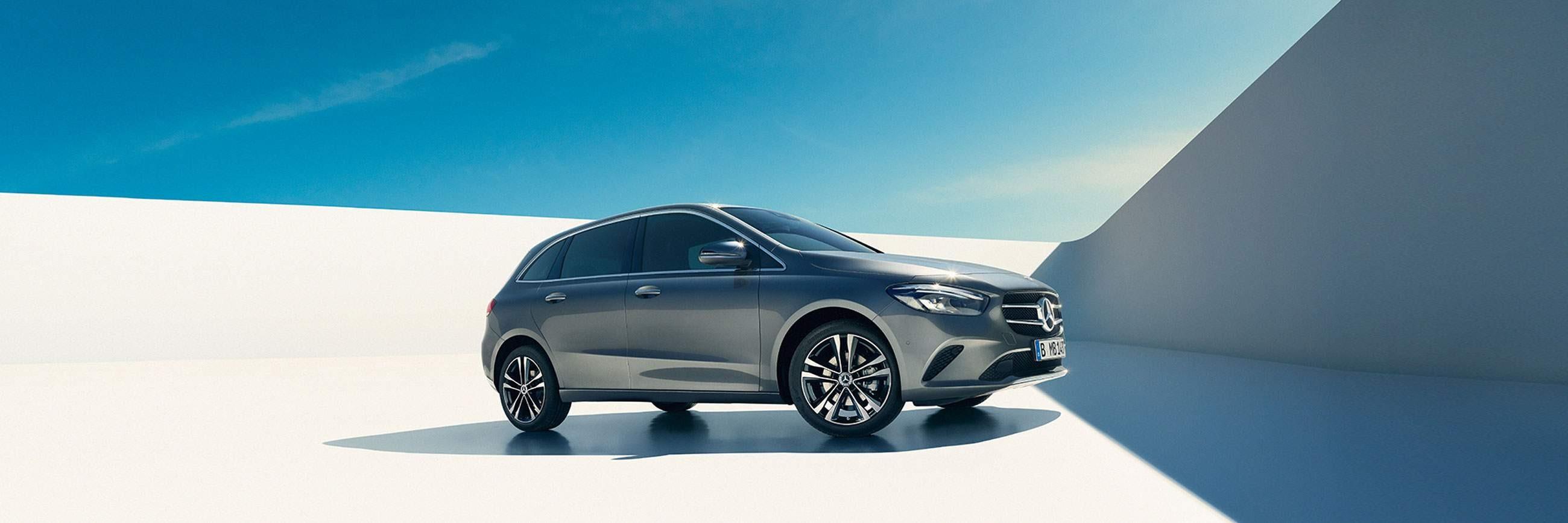 Ціна Mercedes–Benz B-Class Hatchback