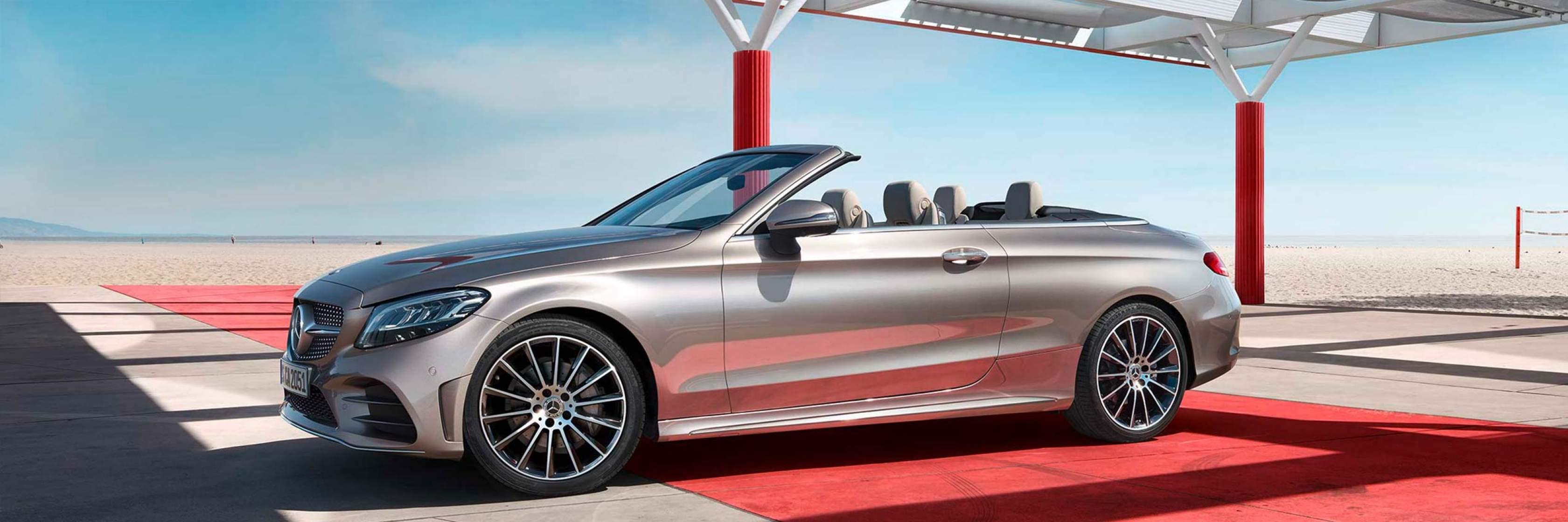 Ціна Mercedes–Benz C–Class Cabriolet