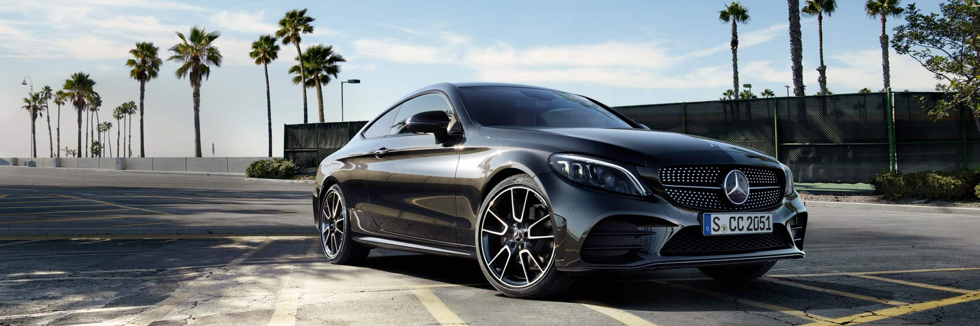 Цена Mercedes–Benz C–Class Coupe