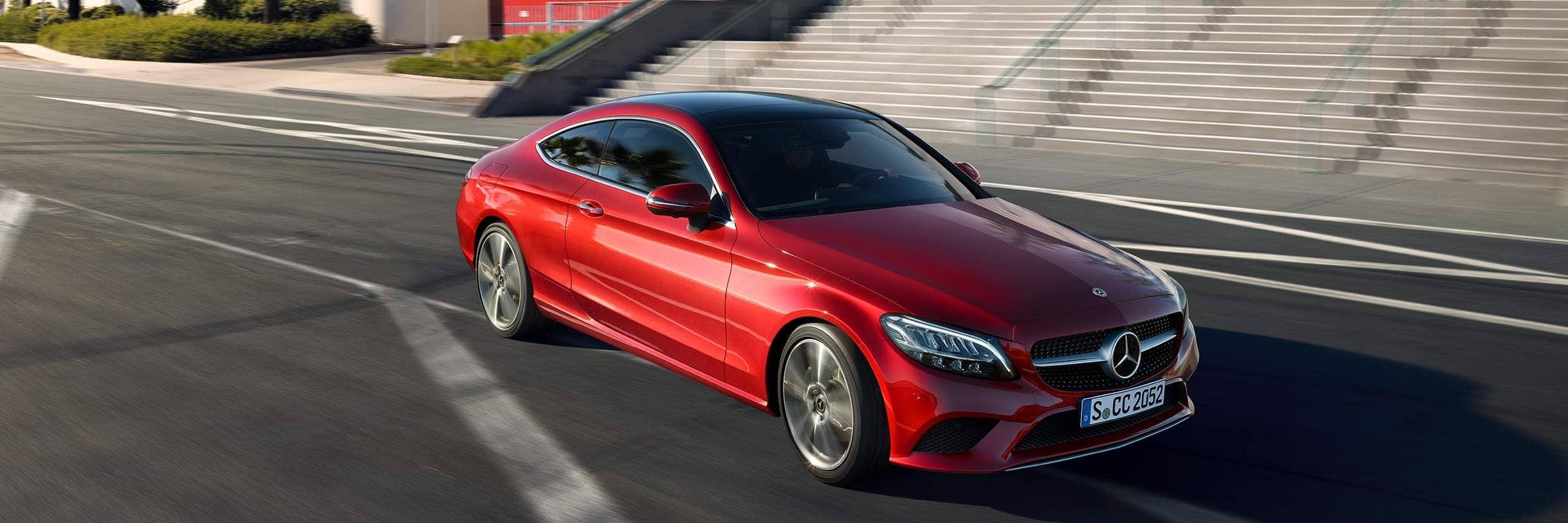 ТехнологииMercedes–Benz C–Class Coupe