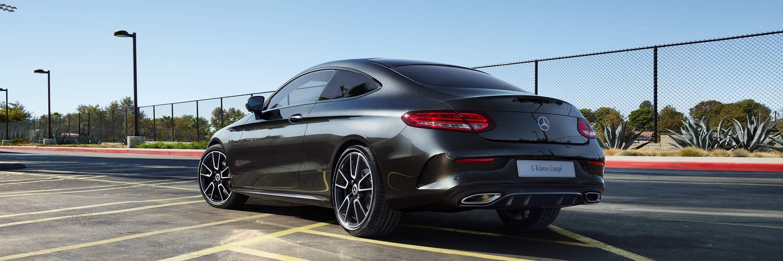 Ціна Mercedes–Benz C–Class Coupe