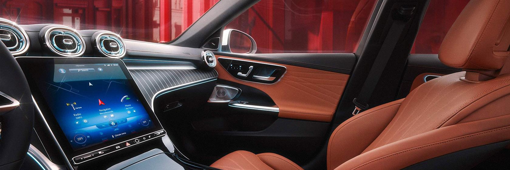 Mercedes–Benz C-Class 2021Комфорт