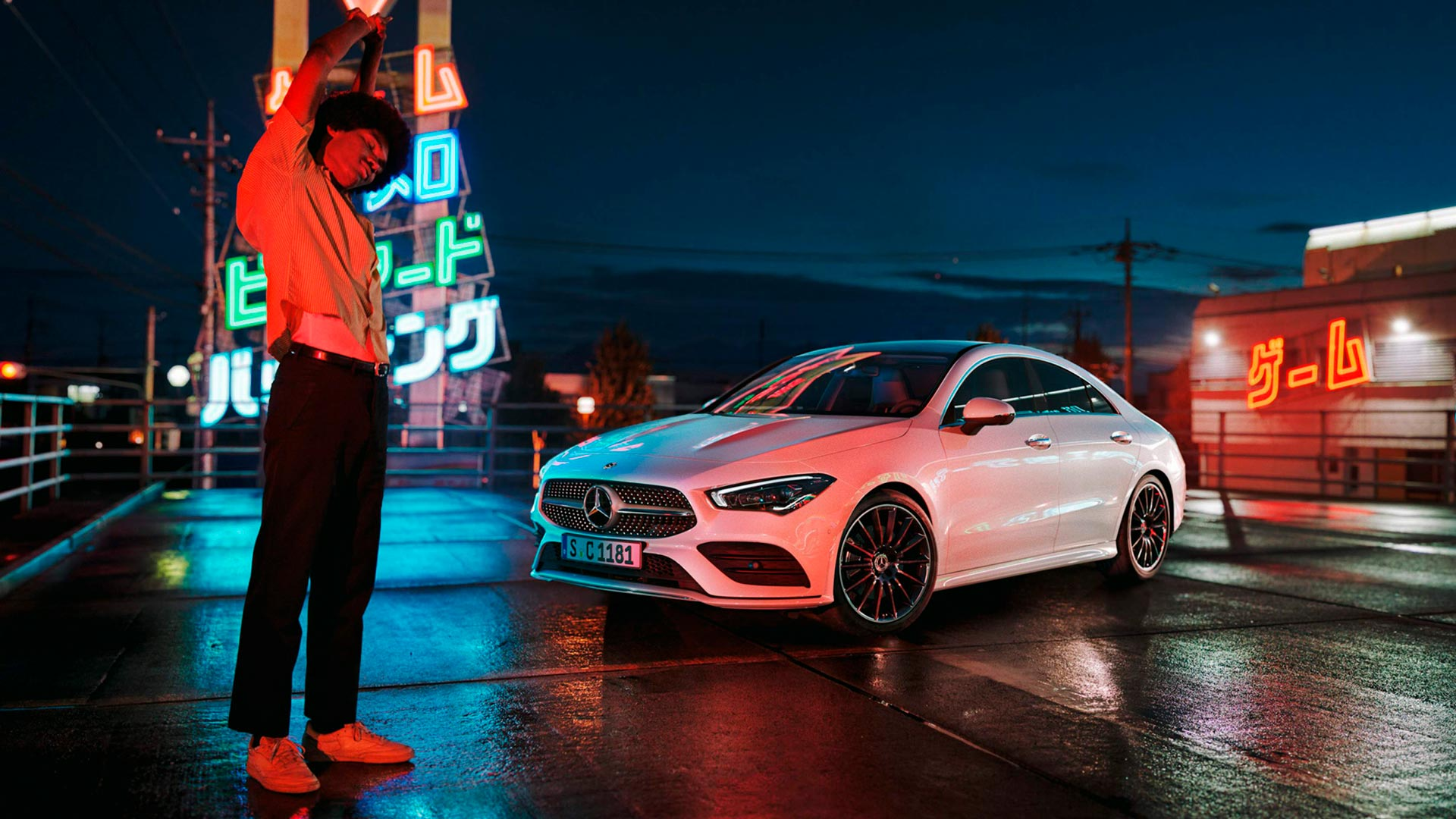Новий Mercedes-Benz CLA Coupe