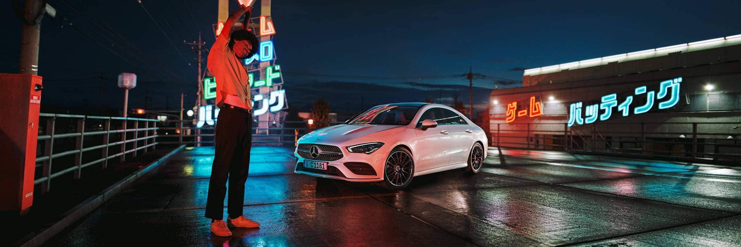 ДизайнMercedes–Benz CLA Coupe 2020