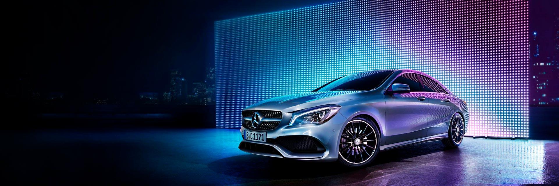 Огляд Mercedes-Benz CLA Coupe