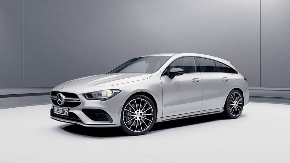 Новый автомобиль Mercedes-AMG CLA Shooting Brake Пакет AMG Night