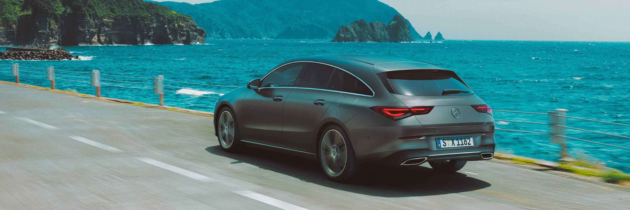 Mercedes–Benz CLA Shooting Brake