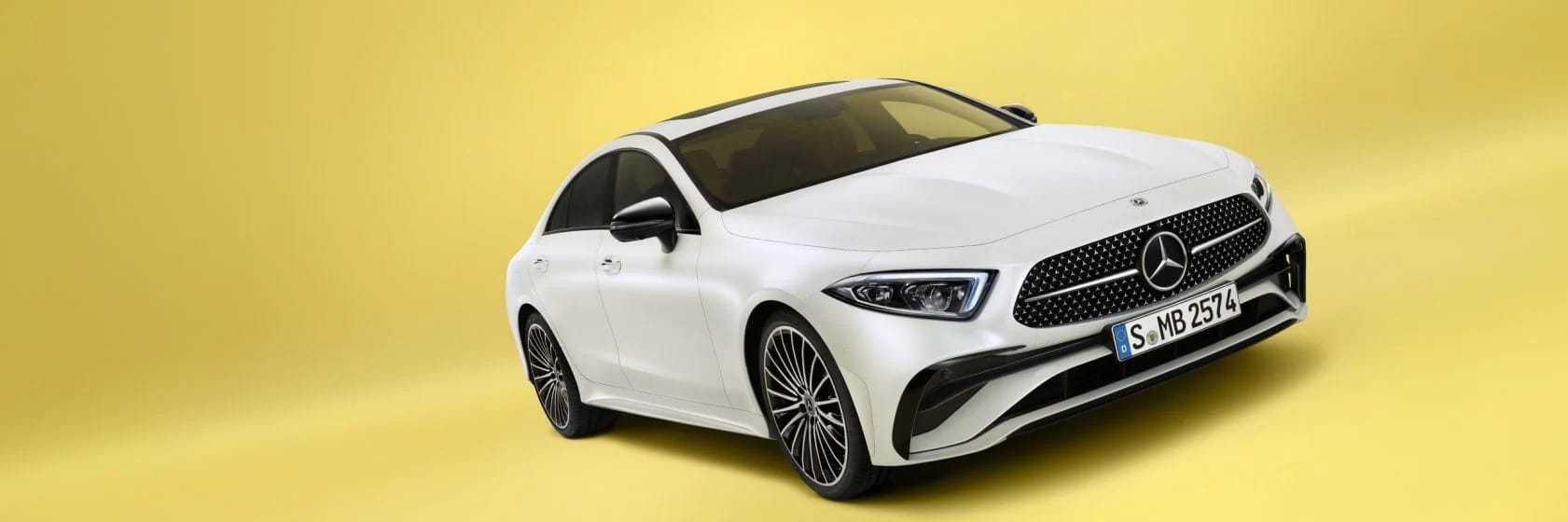 Огляд CLS Coupe 2021