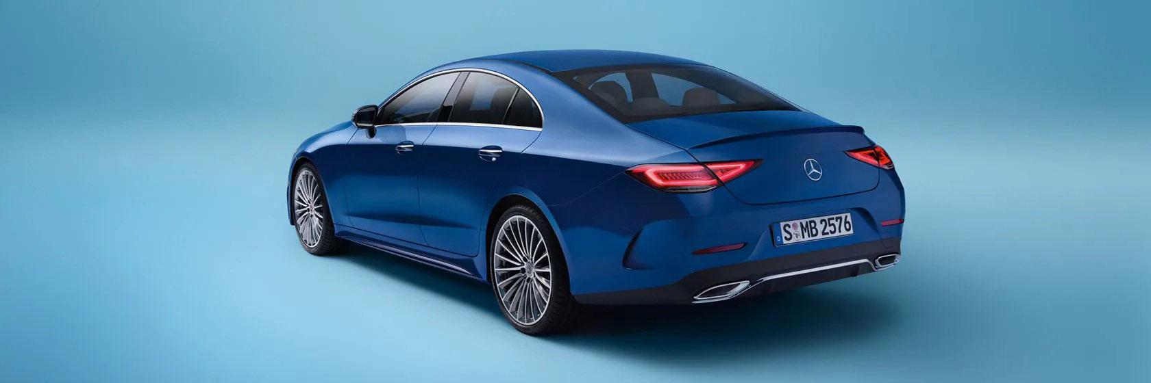Mercedes–Benz CLS Coupe Дизайн