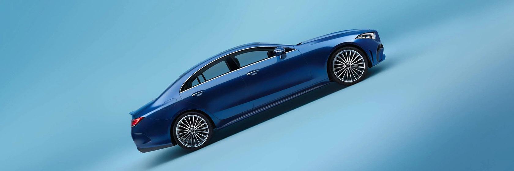 Ціна Mercedes–Benz CLS Coupe