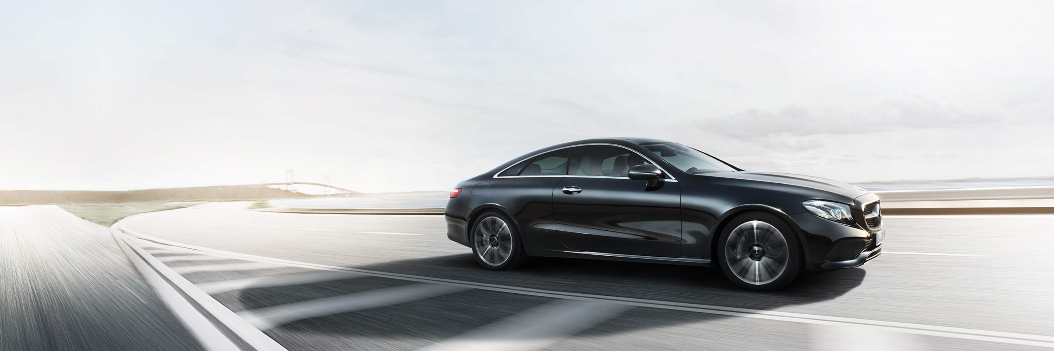 Цена Mercedes–Benz E–Class Coupe