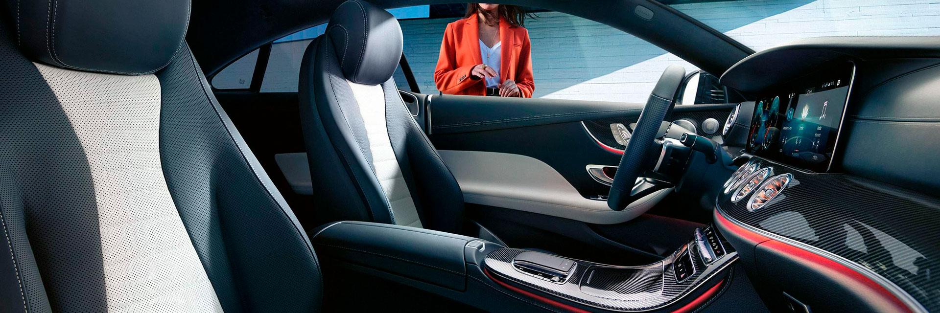 БезопасностьMercedes-Benz E-Class