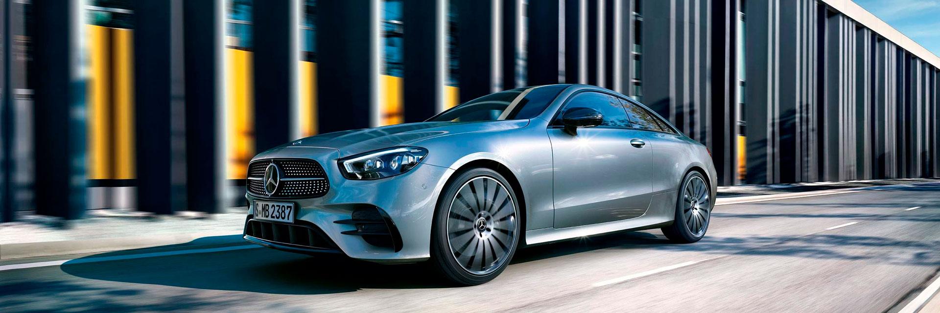 Технические данныеMercedes–Benz E–Class Coupe