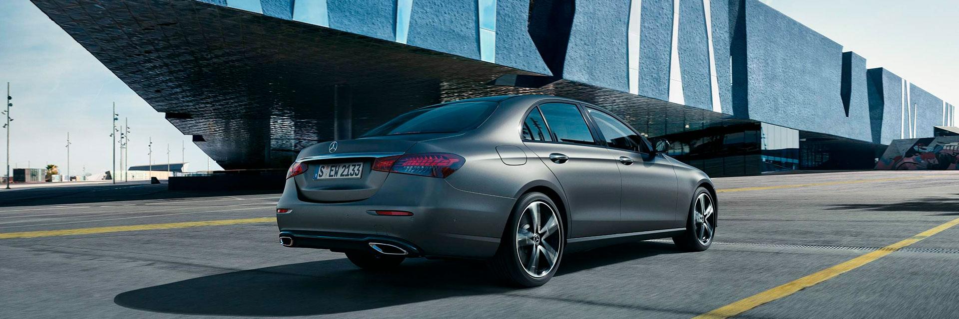 Безпека Mercedes-Benz E-Class 2021