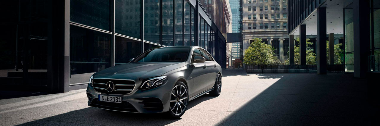Цена Mercedes–Benz E–Class Sedan