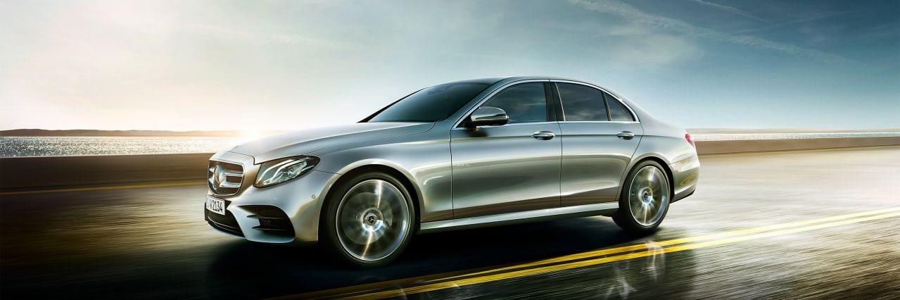 Дизайн Mercedes-Benz E-Class Sedan