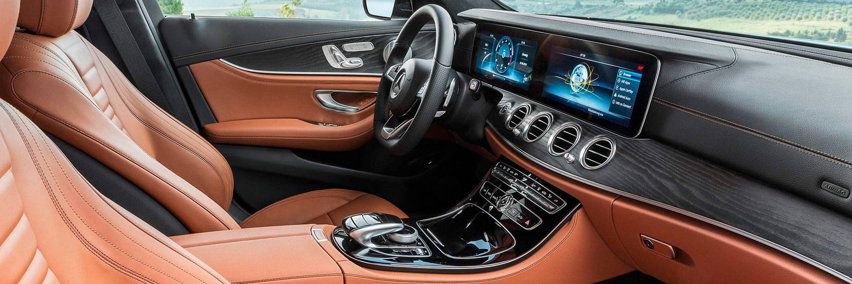 Комфорт Mercedes-Benz E-Class универсал