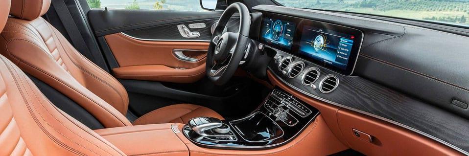 Комфорт Mercedes-Benz E-Class Універсал