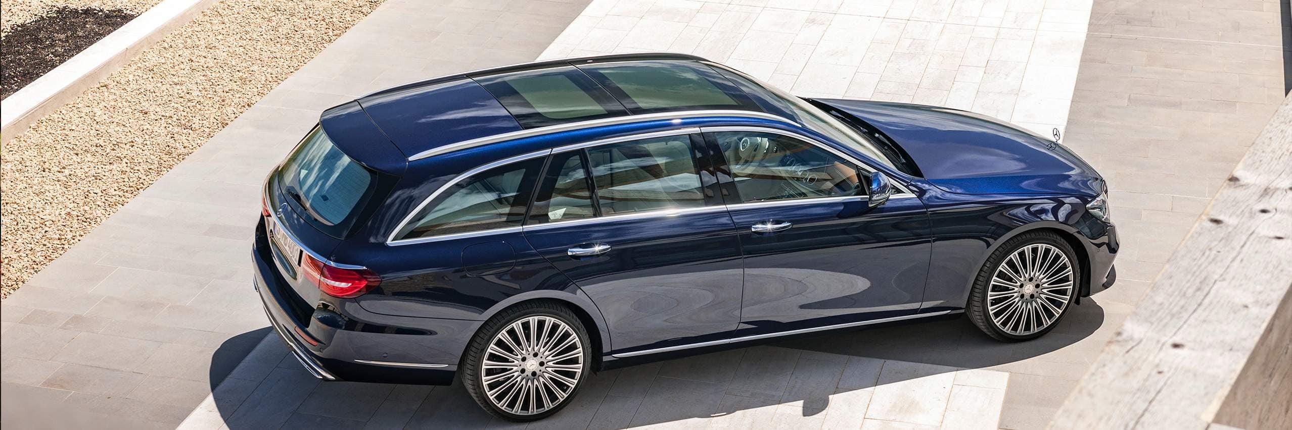 Безпека Mercedes-Benz E-ClassУніверсал