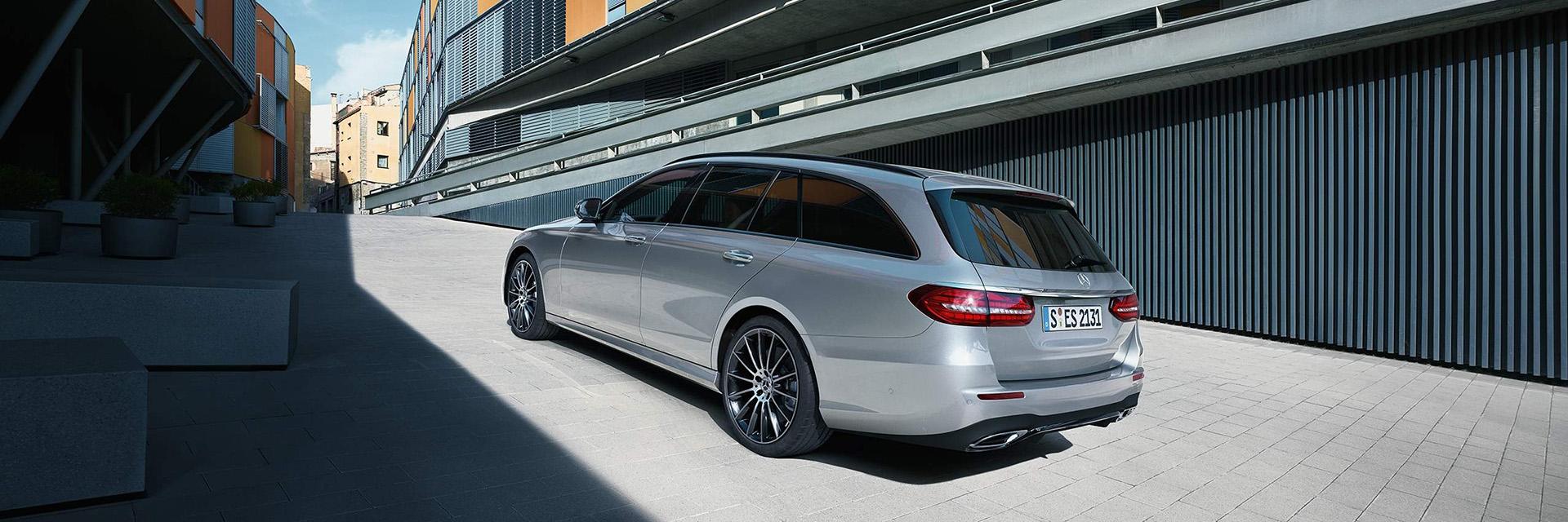 Дизайн Mercedes–Benz E–Class універсал