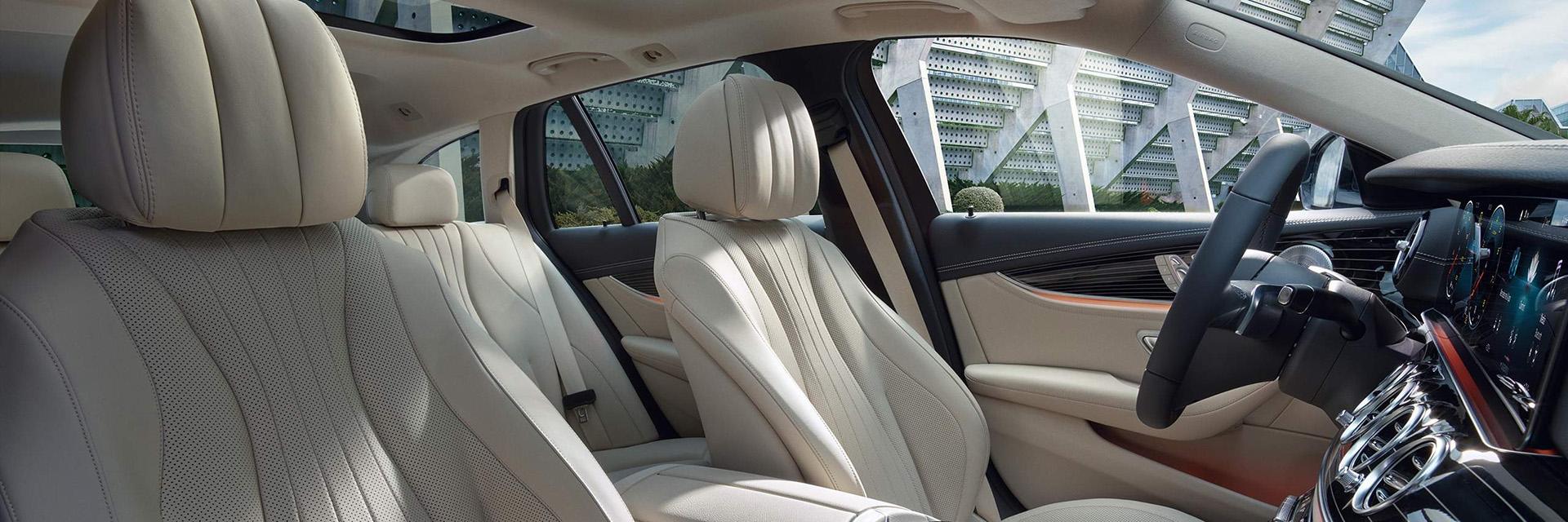 Комфорт нового Mercedes-Benz E-Class універсал2021