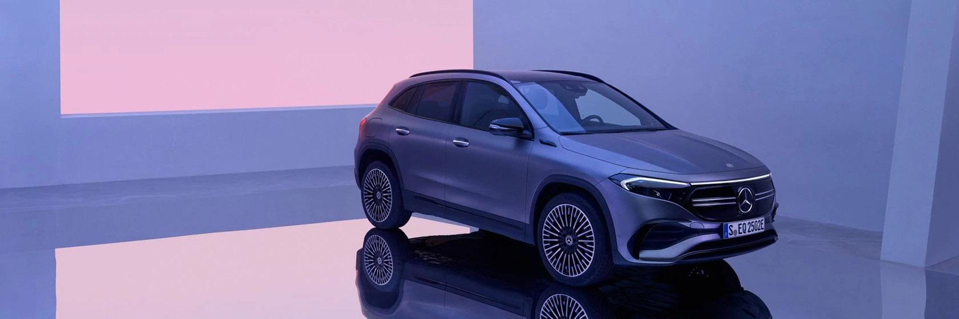 Mercedes-Benz EQA 2021Edition 1