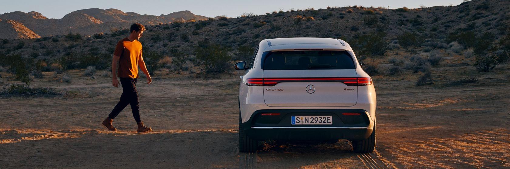 Ціна Mercedes-Benz EQC 2021