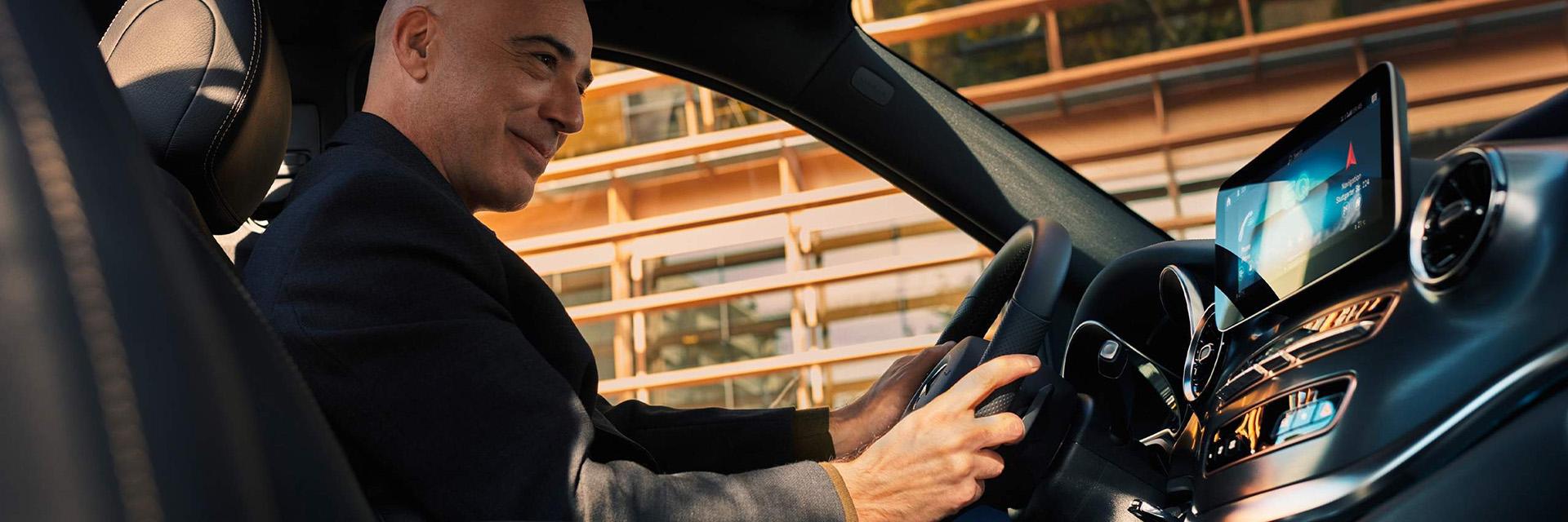КомфортMercedes-Benz EQV 2021