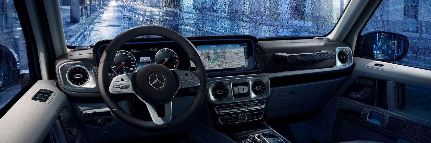 Комфорт Mercedes-Benz G-Class