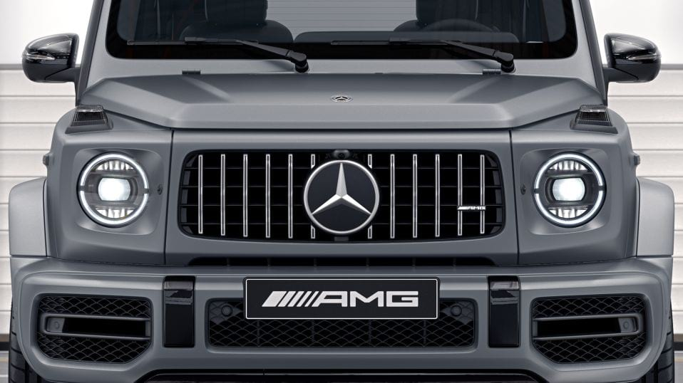 Новий автомобіль Mercedes-Benz G-Class MULTIBEAM LED