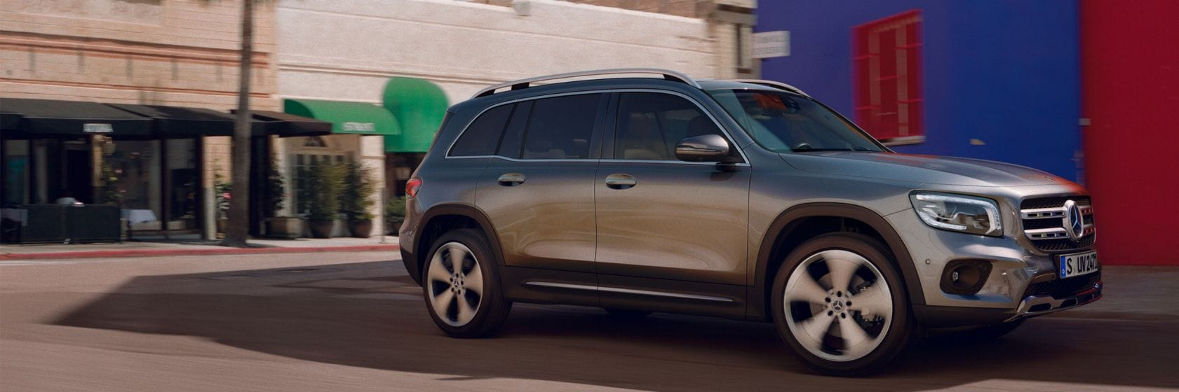 Безпека Mercedes–Benz GLB
