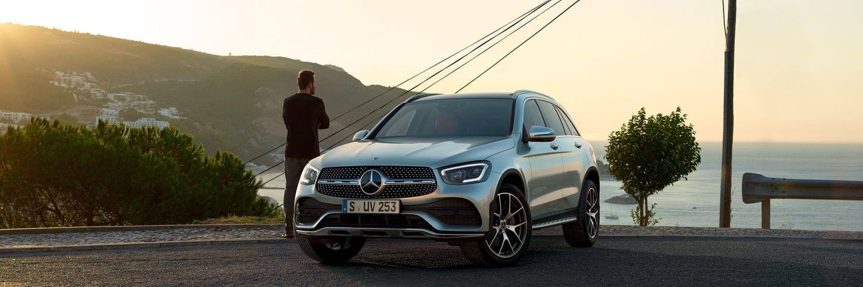 Дизайн Mercedes–Benz GLC 2021
